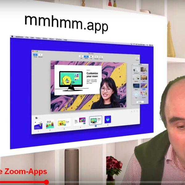 friends#1: Neue Zoom-Apps (4/21)